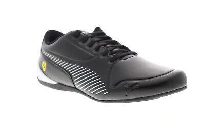 Puma Scuderia Ferrari Drift Cat 7S Ultra Mens Black Low Top Racing Shoes