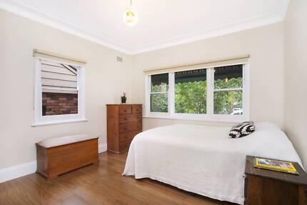 Private room: 10 mins to Macquarie Uni, 20 mins to Wynard Station
