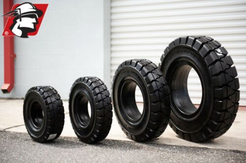 700x12 Solid Pneumatic Forklift Tire Double Shift Quality