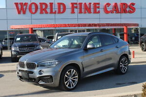 2015 BMW X6 xDrive50i | M-Sport Package | Fully Loaded!