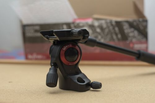 Manfrotto Befree Live Fluid Video Head MVH400AHUS