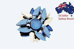 NINJA STAR FIDGET SPINNER 2017 STRESS RELIEF ADDICTIVE GIFT TOY Mortdale Hurstville Area Preview