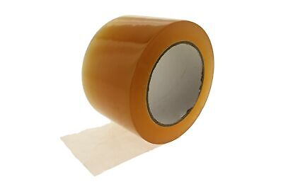 3 Clear Amber Rubber Vinyl Tape Electrical Sealing Floor Osha Safety Marking