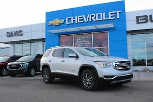 2018 GMC Acadia SLT-1 GREAT FAMILY VEHICLE, SEATS 6