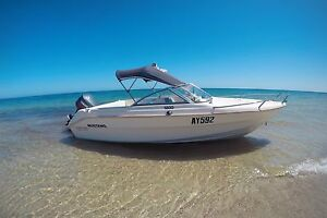 Mustang 18ft runabout Busselton Busselton Area Preview