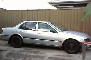 1996 Ford Falcon Sedan Adelaide CBD Adelaide City Preview