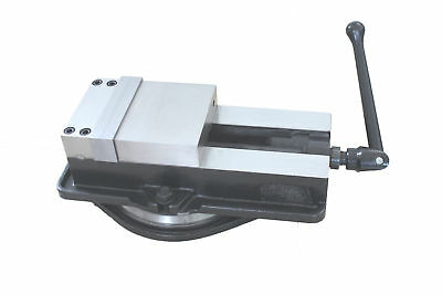 Pro-series Angle-tight Positive-lock 4 Milling Vise Swivel Base 3900-2102