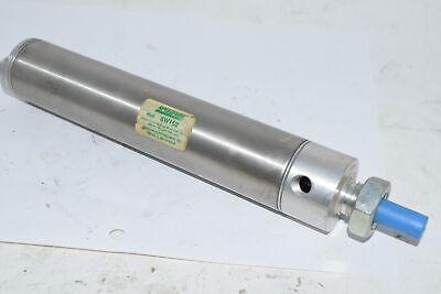 Speedaire 6w152 6 Stroke 304 Stainless Steel Pneumatic Cylinder Air