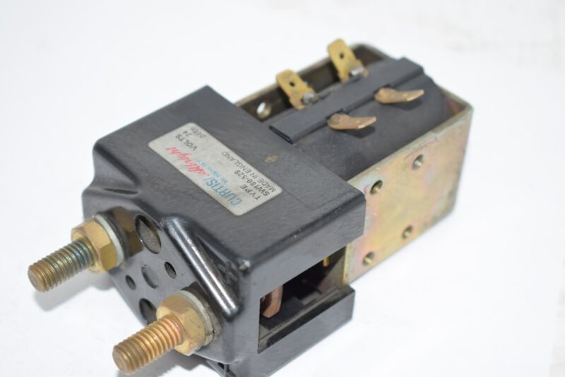 NEW Albright SW180-528 Traction Contactor 24 Volts