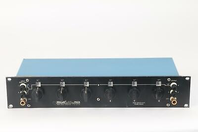 Electro Scientific Rv622a Dekavider Decade Voltage Divide