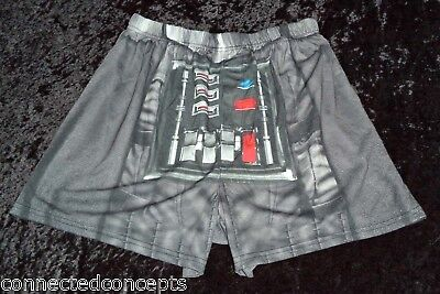 Halloween Star Wars Darth Vader Men's Boxer Shorts (SIZES: Small - XLarge) NEW!](Halloween Wars)