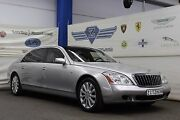 Maybach 62 S | PANORAMA | GARDINEN | DISTRONIC | DT. FZG