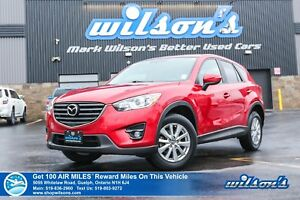 2016 Mazda CX-5 GS | AWD | SUNROOF | CRUISE CONTROL | POWER PACK