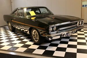 Plymouth 70'Roadrunner 440+6 4 speed grabber !