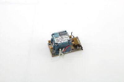 Watkins Johnson Wj-621-58 Yig Filter 4.0-8.0 Ghz
