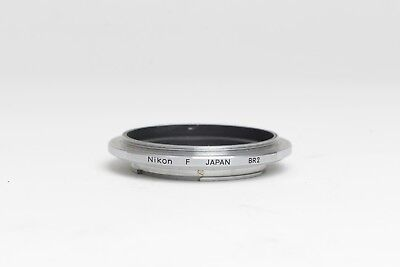 Genuine Nikon BR-2 Lens Adapter for Nikon F Mount...Excellent Condition!!