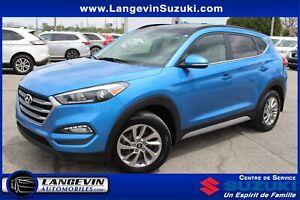 2018 Hyundai Tucson Luxury/CUIR/GPS/AWD/TOIT PANORAMIQUE