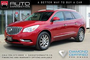 2014 Buick Enclave AWD - LEATHER - NAV - 7-PASSENGER - BLUETOOTH