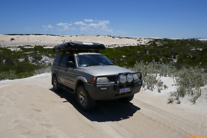 Mitsubishi Challenger, Pajero Sport, 4x4, Campervan, rooftop tent Werrington County Penrith Area Preview