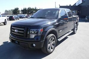 2013 Ford F-150 FX4 SuperCrew 5.5-ft. Bed 4WD with Tonneau Cover