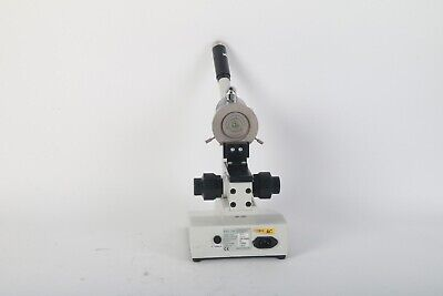 Buehler Prior 08010211 Horizontal Microscope 3 Objectives Swift L.w.d.20