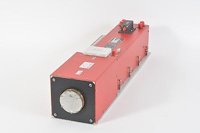 Cpi Vtx-6389g5 2.5kw Cw Helix Twt Traveling Wave Tube Amp X-band 7.9 8.4 Ghz