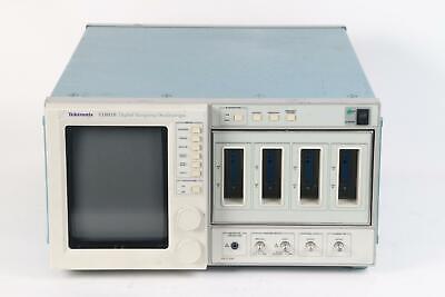 Tektronix 11801b Digital Sampling Oscilloscope Dc To 50-ghz 200-kss