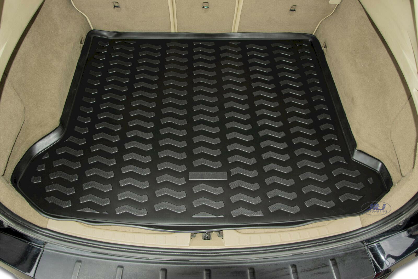 The Original Trunk Mat//Cargo Liner Rubber Boot Mat Compatible with Tesla Model 3 Rubber Boot Tub Premium Anti-Slip Car Specific,2017