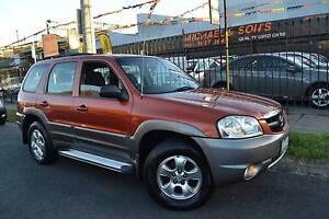 2004 MAZDA TRIBUTE CLASSIC TRAVELLER WAGON 4X4 3.0LT AUTO Coburg Moreland Area Preview