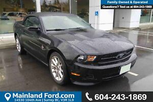 2011 Ford Mustang V6 *ACCIDENT FREE* *LOCALLY DRIVEN*