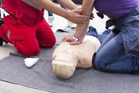 FIRST AID + CPR + AED