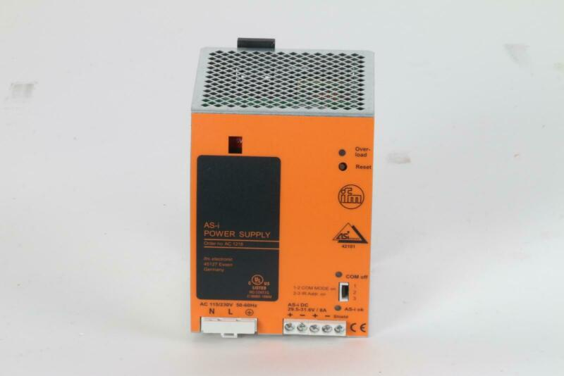 IFM AS-i AC1218 Power Supply