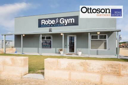 Robe Gym - New, 24 Hour Access - Just Do It!