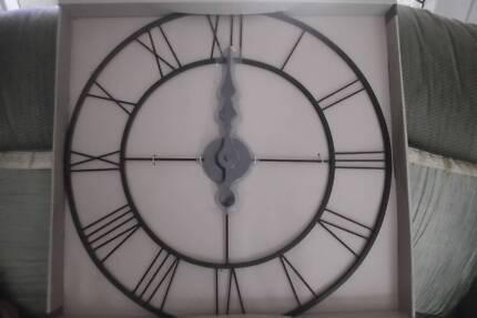 LARGE WALL CLOCK INDOO OUTDOOR
