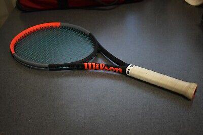 4 1//4 Wilson Clash 100 tennis racquet