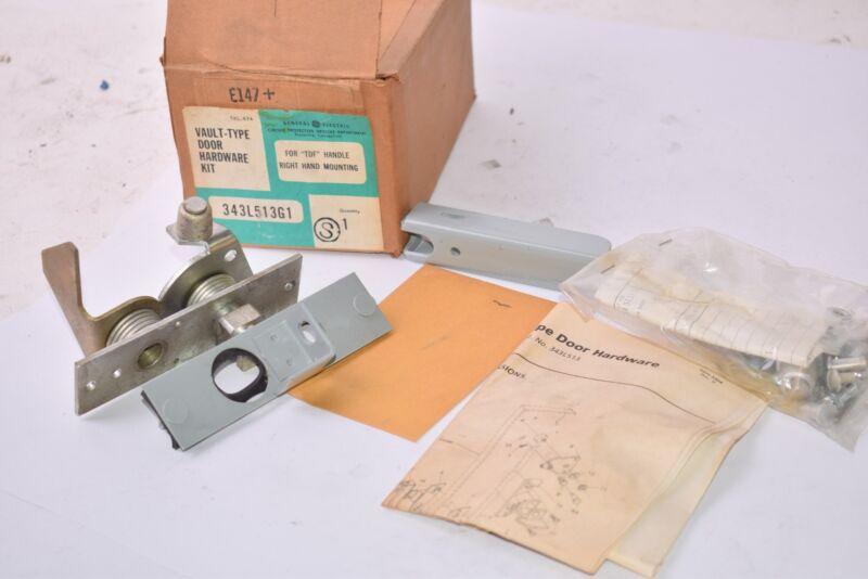 NEW General Electric 343L513G1 Vault-Type Door Hardware Kit