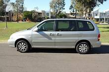 2005 KIA Carnival LS Auto. 7 Seater, Log Book. Great Value! Delahey Brimbank Area Preview