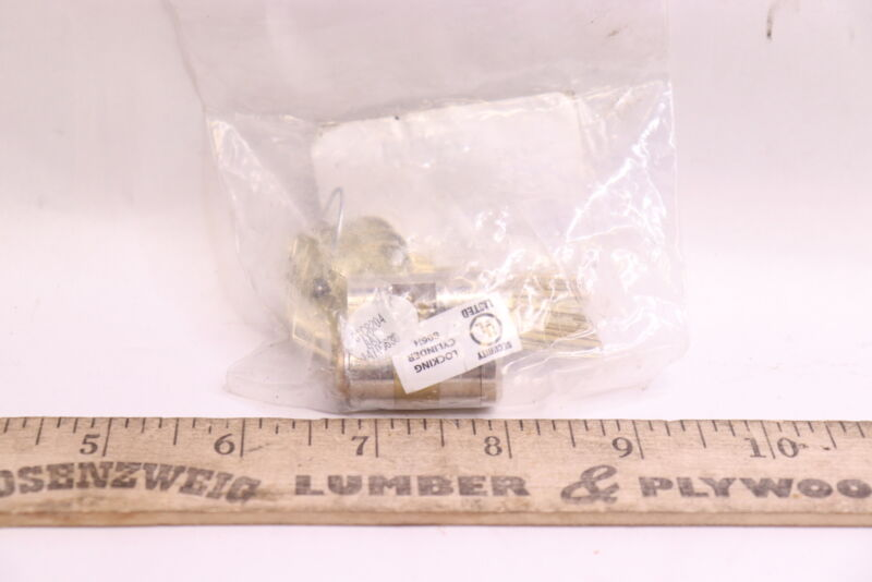 Sargent 6 Pin Large Format Interchangeable Core w/ LA Keyway Satin Nickel Finish