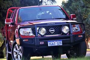 2012 Nissan Navara ST-X D40 Series 5 Auto 4x4 ONE OWNER FROM NEW Carlisle Victoria Park Area Preview