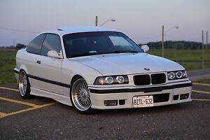 1998 BMW 318is M Package E36