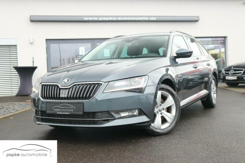 Skoda Superb 2.0 TDI DSG Ambition +XENON+ASSISTENZ+EU6