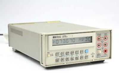 Hewlett Packard Agilent Hp 3478a Digital Multimeter 2
