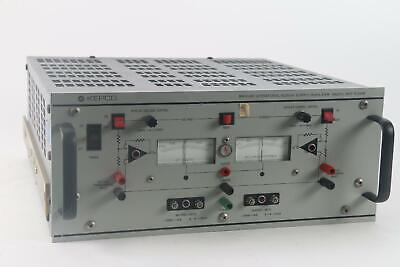 As Is Kepco Bop 1000m Bipolar Tube Power Supply Amplifier 0-1000v 40ma