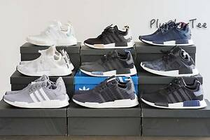 (Vary in Price) Brand New Adidas NMD R1 & XR1 Men & Women sizes Melbourne CBD Melbourne City Preview