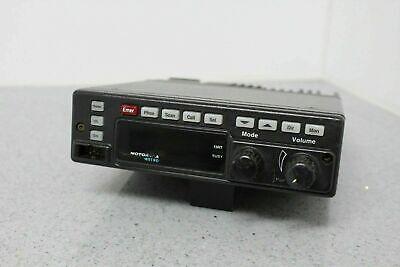 Motorola Astro Spectra T99dx130w Radio 806-869mhz Wiped Free Shipping