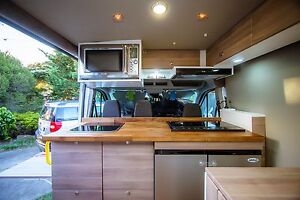 Almost new motorhome.  Ford transit.   With loads of extras Richmond Hawkesbury Area Preview