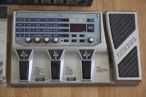 BOSS ME-20 Multi-effects pedal