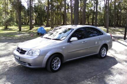 2008 Holden Viva Sedan Bulahdelah Great Lakes Area Preview
