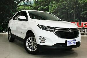 2018 Holden Equinox EQ MY18 LS Plus (FWD) White 6 Speed Automatic Wagon Rockingham Rockingham Area Preview