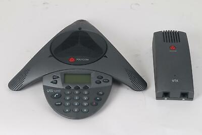 Polycom Soundstation Vtx 1000 Conference Phone Power